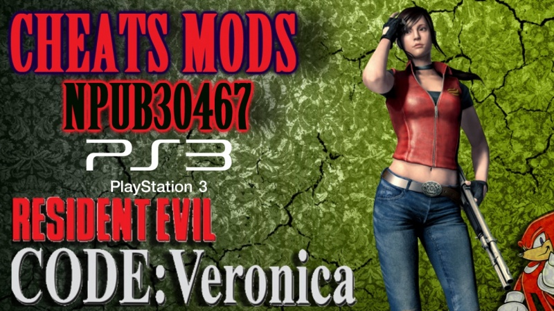 Resident Evil Code Veronica X Cheats Mods Welcome To The Official